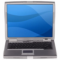 Dell Latitude D510 laptop pc