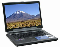 Fujitsu Lifebook N3510 laptop