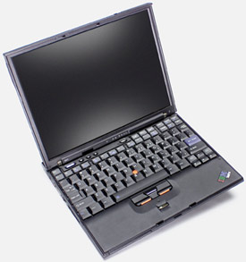 IBM X41 Tablet Pc Image 2