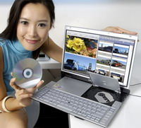 New Samsung Sense X1 Laptop