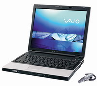 New Sony VAIO BX series with fingerprint