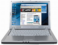 Dell Inspiron 710m laptop