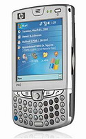 HP hw6500 Mobile Messenger Smartphone