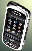 Mio A710 cellphone - pda - smartphone