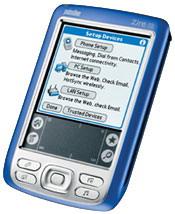 Palm One Zire 72 Handheld