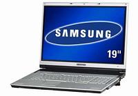 Samung M70 - 19inch display laptop