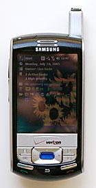 Samsung i730 Smartphone